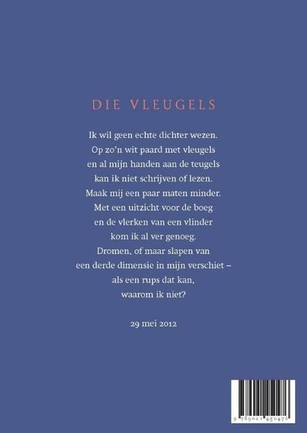 Die vleugels : gedichten