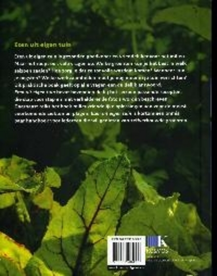 Eten uit eigen tuin : moestuinplanner & kookboek