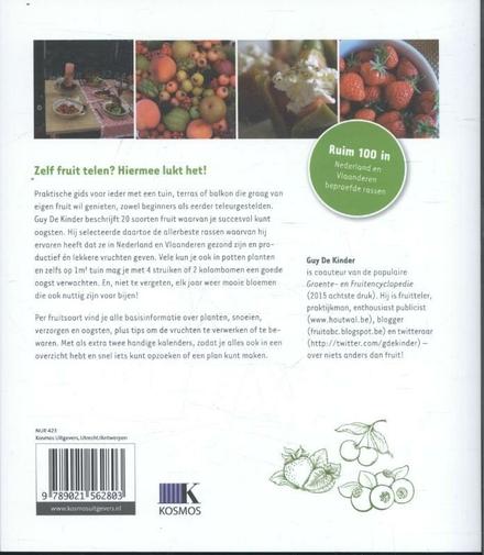 Gemakkelijk fruit : uit eigen tuin, van terras of balkon