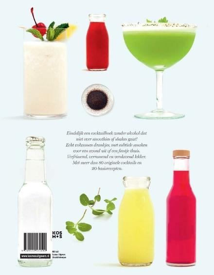 Mocktails : verslavend lekkere cocktails zonder alcohol