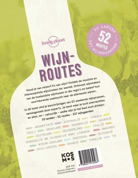 Wijnroutes : ontdek de mooiste wijnstreken ter wereld
