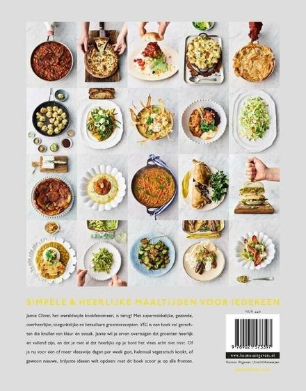 Veg : simpele en heerlijke maaltijden voor iedereen