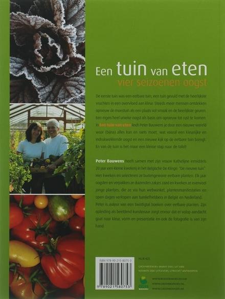 Een tuin van eten : vier seizoenen oogst
