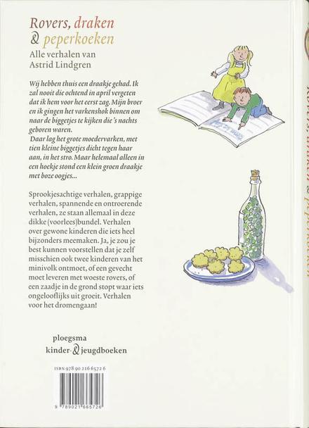Rovers, draken & peperkoeken : alle verhalen van Astrid Lindgren