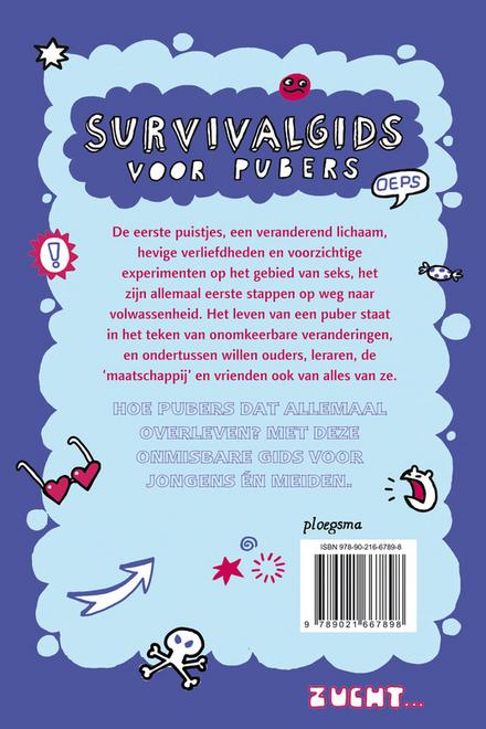 Survivalgids voor pubers