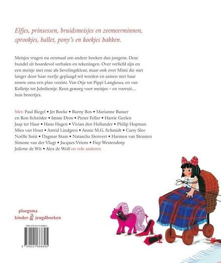 Elfjes, pony's en prinsessen : het grote voorleesboek voor kleine meisjes
