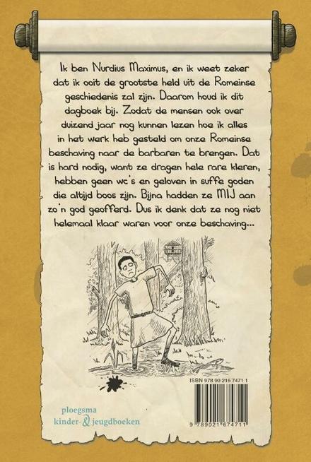 Het dagboek van Nurdius Maximus in de Lage Landen