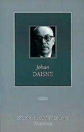 Johan Daisne : mijn huis van droom en werkelijkheid