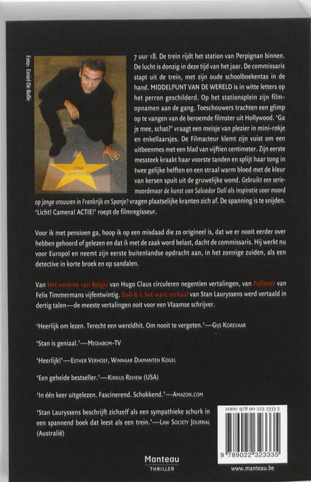Bloedrozen : (The Dalí killings)
