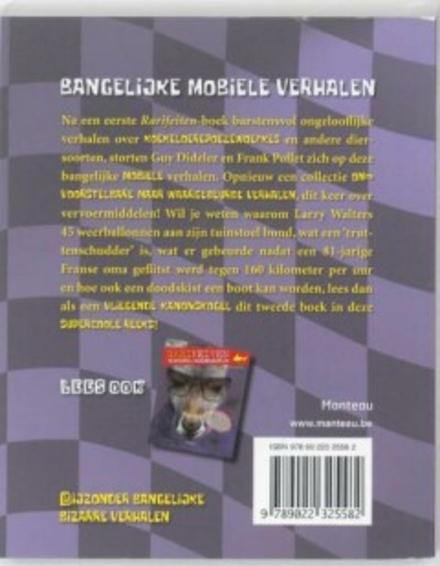 Megabangelijke mobiele verhalen