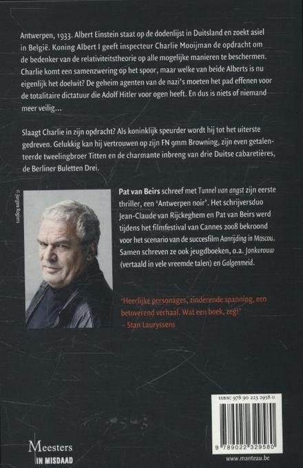 Tunnel van angst : Antwerpen noir