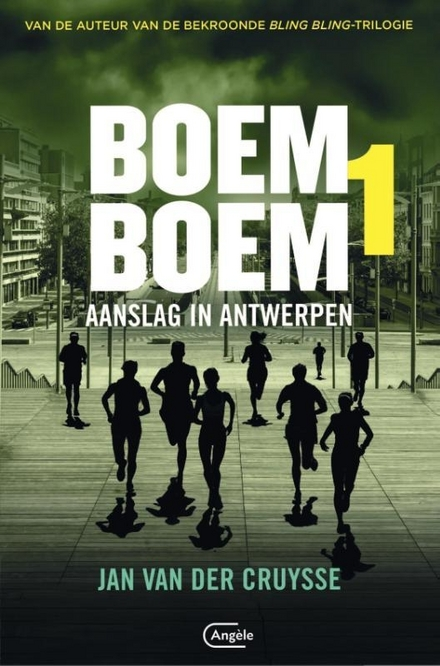 Aanslag in Antwerpen