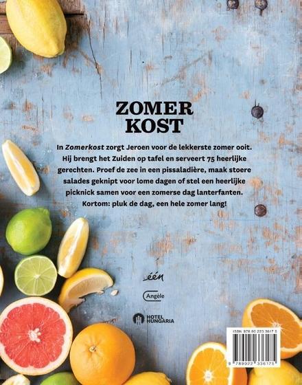 Zomerkost : 75 recepten voor de lekkerste zomer ooit