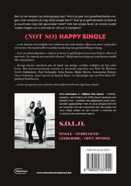 (Not so) happy single : een radicaal plan om de liefde te vinden