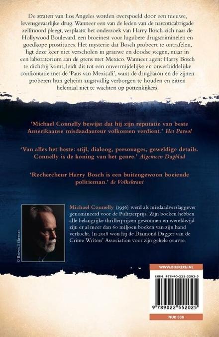Nachtgoud : Harry Bosch is de enige die de strijd aan durft te gaan tegen een nieuwe, levensgevaarlijke drug die de...