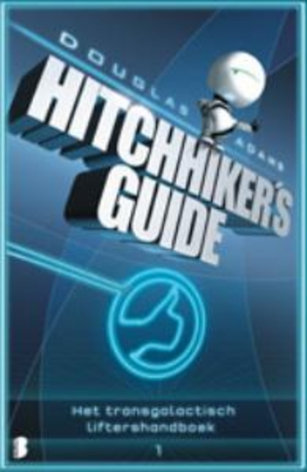 Het transgalactisch liftershandboek : hitchhiker's guide : deel een van drie