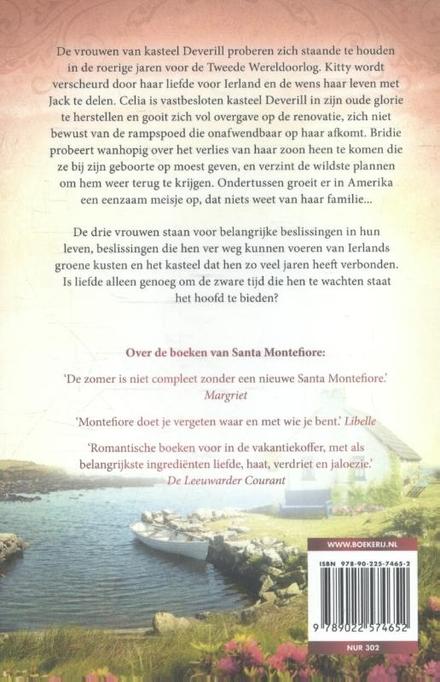 Als de rododendron bloeit : de dochters van Deverill