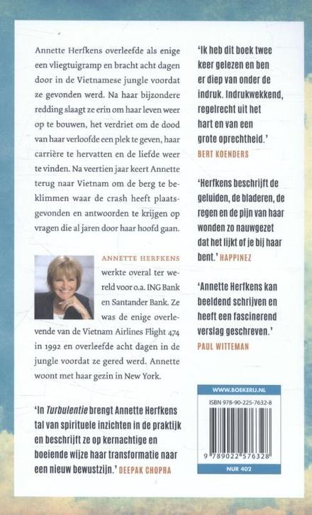 Turbulentie : ik overleefde een vliegtuigramp