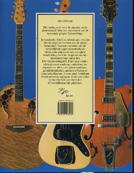 De gitaar : handboek voor de gitarist