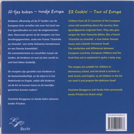 ff-tjes koken : rondje Europa