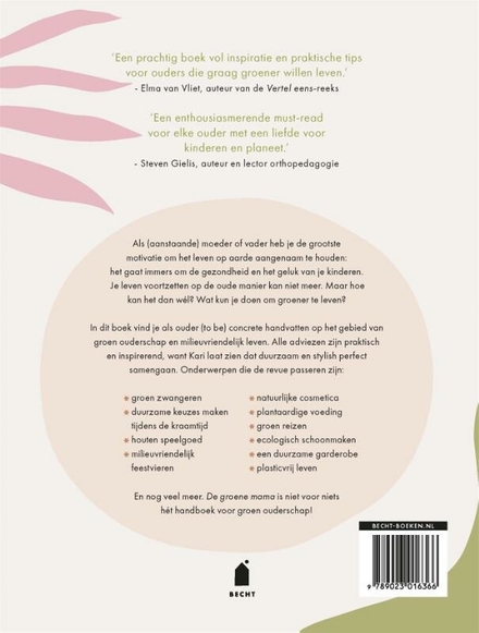 De groene mama : handboek voor groen ouderschap