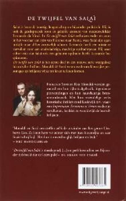 De twijfel van Salaì : de onverbeterlijke leugenachtige genotzuchtige dief, over de onderzoeken van ser Lionardo d...