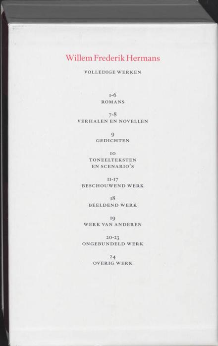 Het sadistische universum I ; Annum Veritatis ; De laatste resten tropisch Nederland ... : beschouwend werk