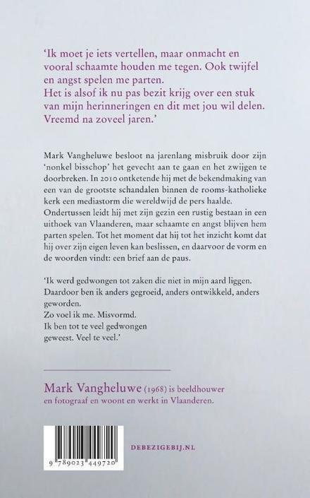 Brief aan de paus