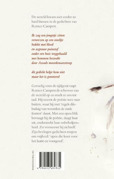 Open ogen : gedichten