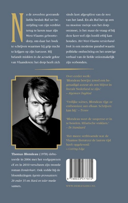 Het West-Vlaams versierhandboek : roman
