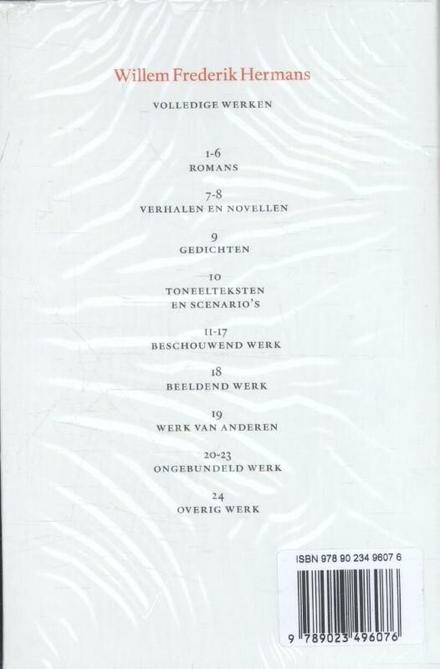 Een heilige van de horlogerie ; Au pair ; Madelon in de mist van het schimmenrijk ...