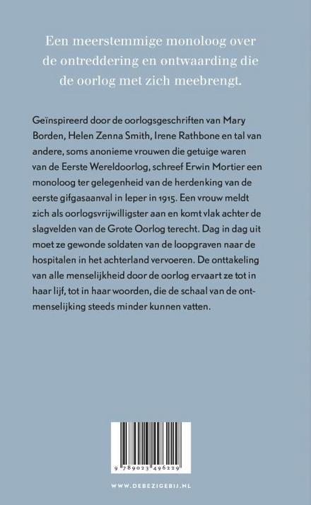 Verboden gebied : vrouw in Niemandsland
