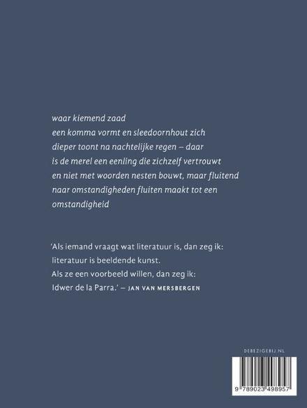 Grond : gedichten