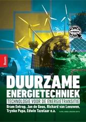 Duurzame energietechniek : technologie voor de energietransitie