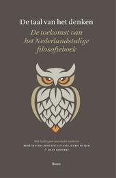 De taal van het denken : de toekomst van het Nederlandstalige filosofieboek