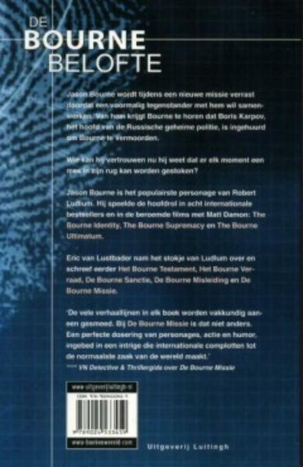 Robert Ludlum's De Bourne belofte