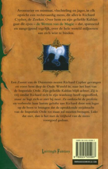 Zuster van de duisternis : de zesde wet van de magie