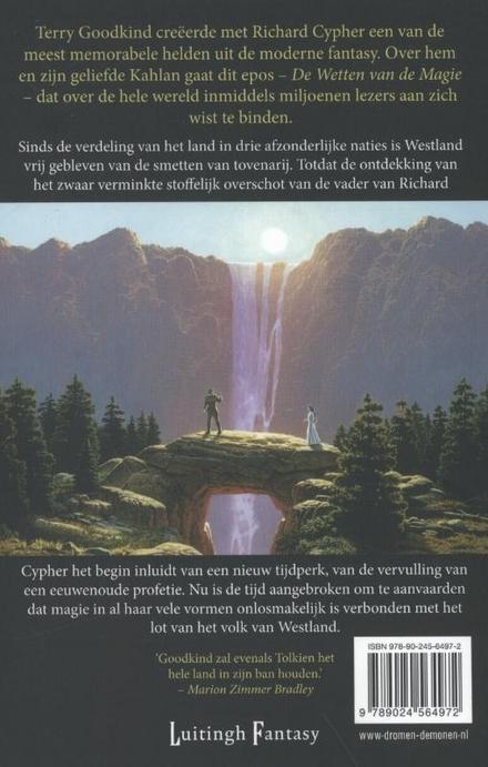 Het zwaard van de waarheid : de eerste wet van de magie