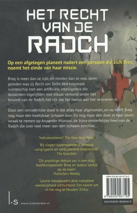 Het recht van de Radch