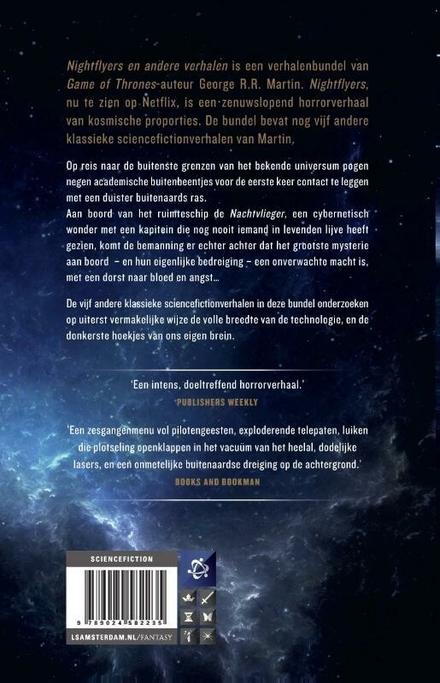 Nightflyers en andere verhalen