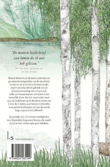 Reis om de wereld in 80 bomen