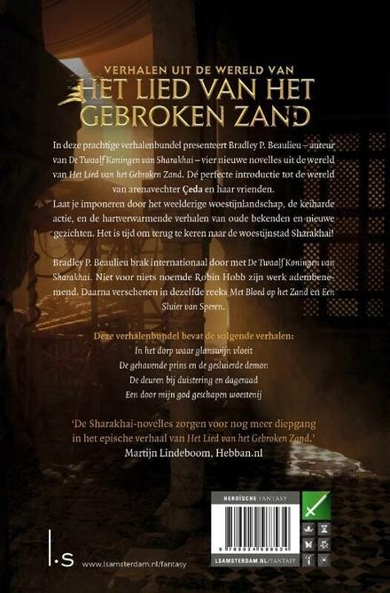 Verhalen uit de wereld van Het lied van het gebroken zand