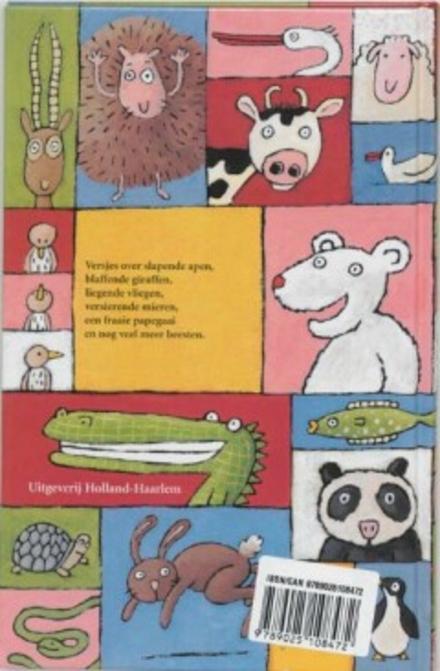 De aard van het beestje : dierenversjes