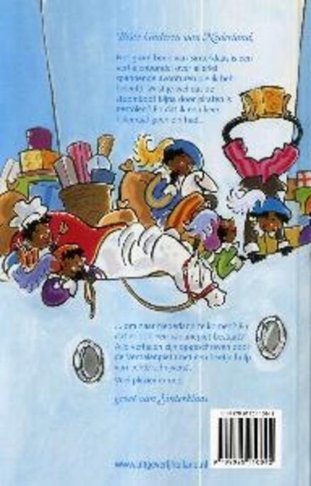 Het grote boek van Sinterklaas