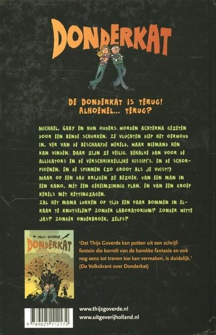 Donderkat vs kettingzaag