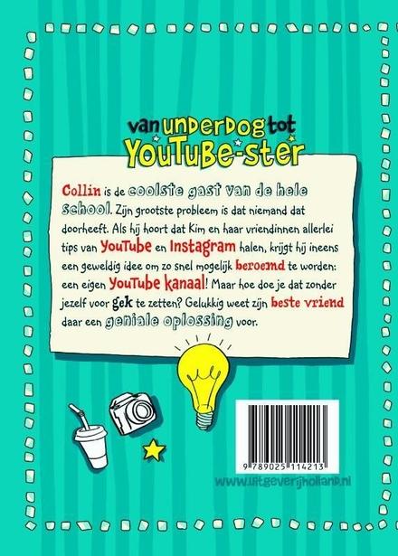 Van underdog tot YouTube-ster