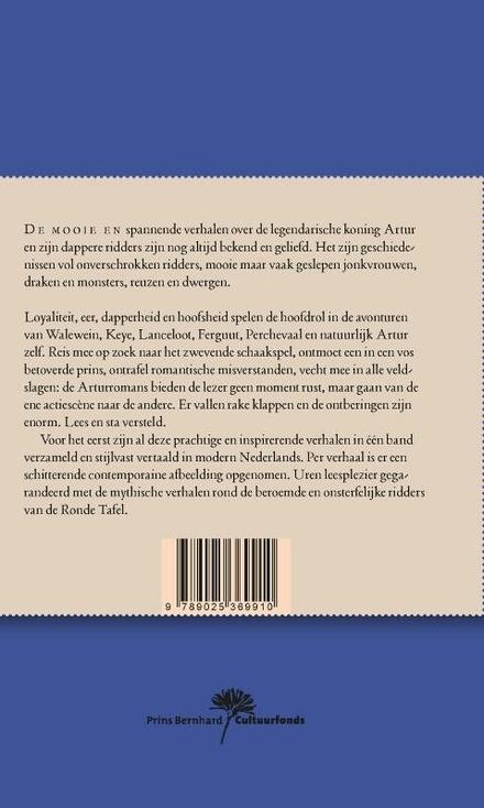 De ridders van de Ronde Tafel : Arturverhalen uit de Lage Landen