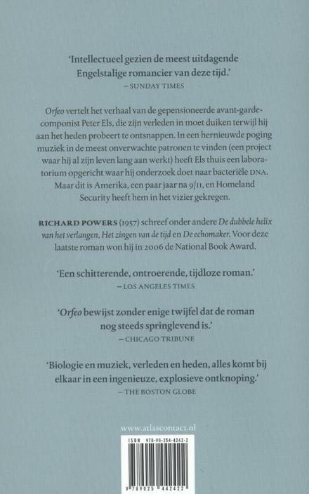 Orfeo : roman