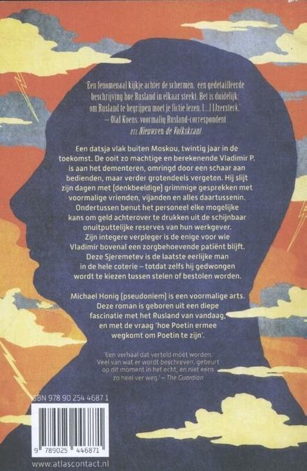 De aftakeling van Vladimir P. : roman