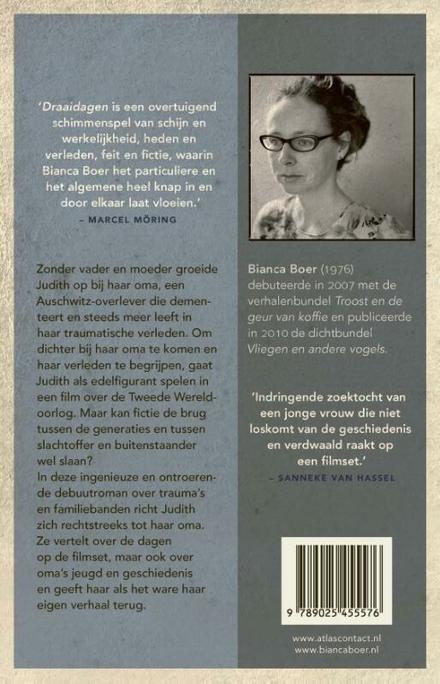 Draaidagen : roman